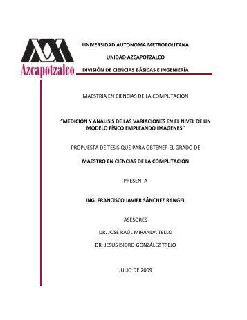 Tesis Franciscov6.pdf - Maestría en Ciencias de la Computación