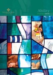 Ability - St John of God Health Care