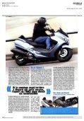 Essai Maxsym 400i ABS par Maxi Scooters - Page 3