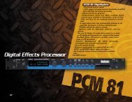 PCM 81 Highlights - Concept Even