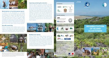 here - Island Conservation Society
