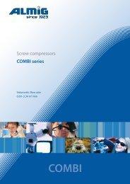 Screw Compressor - Combi - Duncan Rogers
