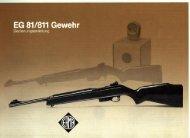 Page 1 Page 2 Page 3 -Ersatzteilliste für Ermatronic Gewehr EG 81 ...