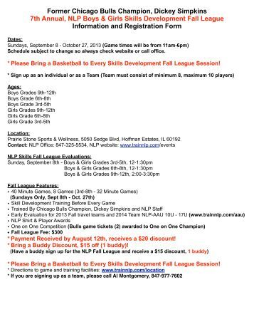Registration Forms Pdf. Twitter Mgccc Baseball Fall League