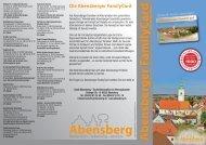 Die Abensberger FamilyCard - Stadt Abensberg