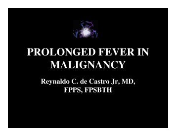 09 Lec - Prolonged Fever in Malignancy.pdf