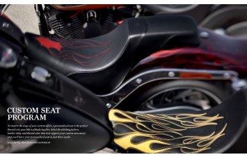 custom seat program - Sherwood Chapter