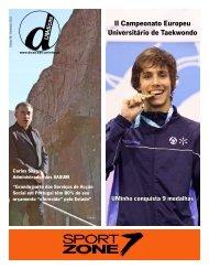 II Campeonato Europeu Universitário de Taekwondo - UMdicas ...