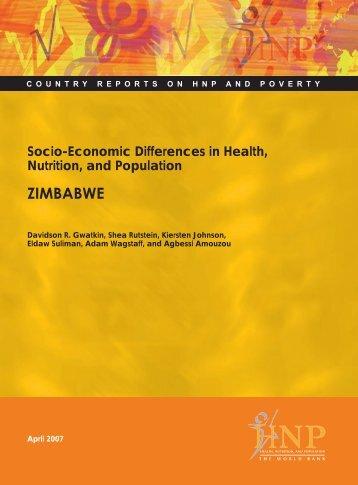 ZIMBABWE - BVSDE