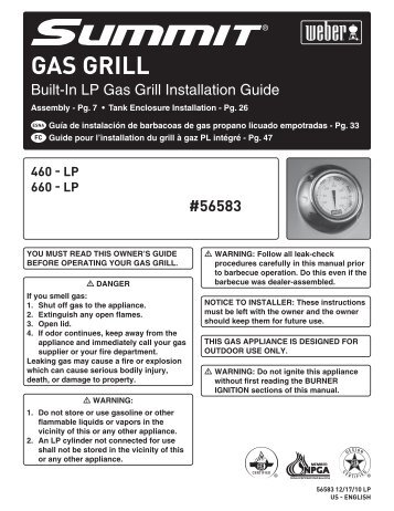 GAS GRILL - NorthlineExpress.com