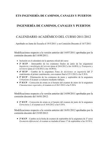 Civil Engineering - ETS | Ingenieros de Caminos, Canales y Puertos ...