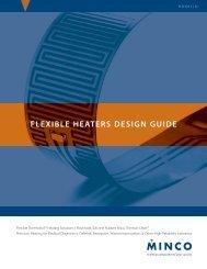 Flexible Heaters Design Guide - Minco