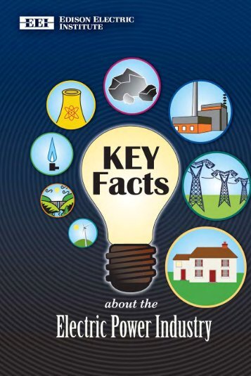 Key Facts about the Electric Power Industry
