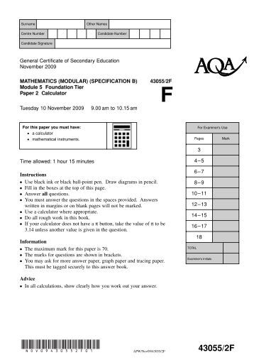2006 paper 1 question b Past papers, mark schemes and examiners' reports for edexcel a level maths, unit m4.
