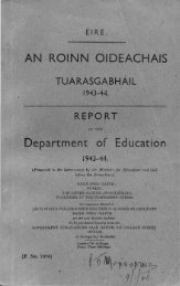 1943-1944 - Department of Education and Skills