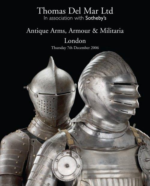 Thomas Del Mar - Armour Sale