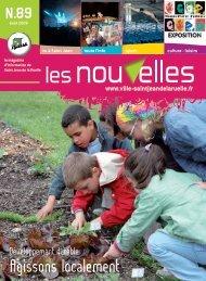 Agissons localement - Saint Jean de la Ruelle