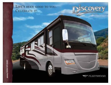 2009 Brochure - Discovery Owners