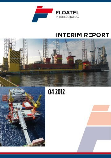 Q4 2012 - Floatel International