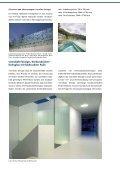 Glas wird einzigartig - Flachglas Schweiz - Seite 3
