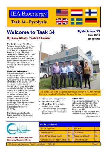 June 2013 - Pyne