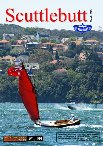 March 2013 - Wooden Boat Association NSW