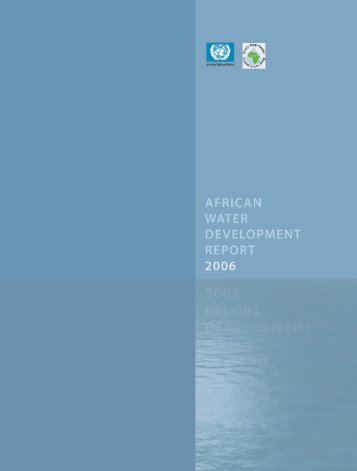 African Water Development Report 2006 - United Nations Economic ...