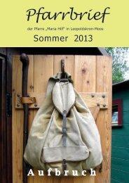 Download - Pfarre Maria-Hilf in Leopoldskron-Moos