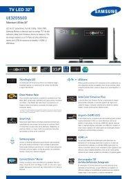 TV LED 32 - Supersonido