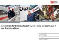 Potenziale im C-Teile-Einkauf heben Deutsche Bahn ... - SupplyOn
