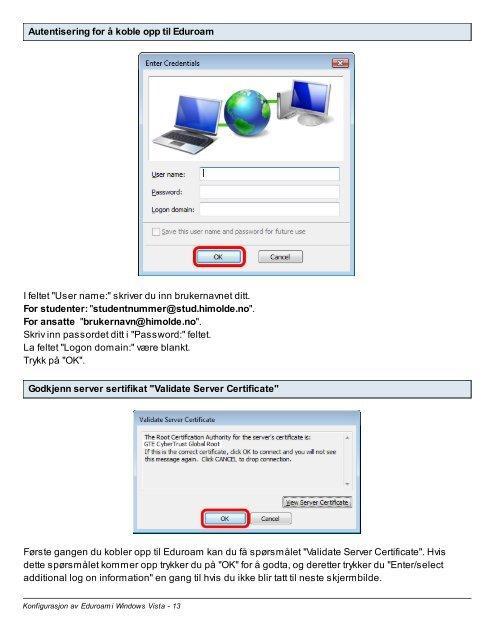 Har du koblet boksen din til internett via kabel eller nettbro?