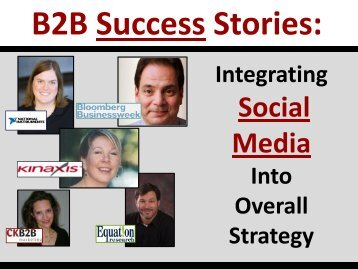 Social Media - MarketingProfs
