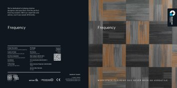 Frequency Brochure