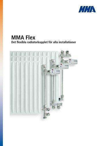MMA Flex.pdf - Lenhovda Radiatorfabrik AB