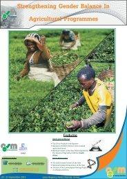 Strengthening Gender Balance In Agricultural Programmes.pdf