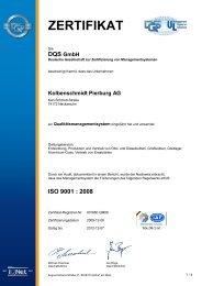 Kolbenschmidt Pierburg AG