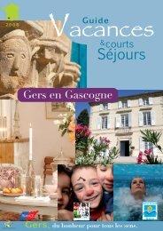 Loisirs Accueil Gers - Comité Départemental du Tourisme et des ...