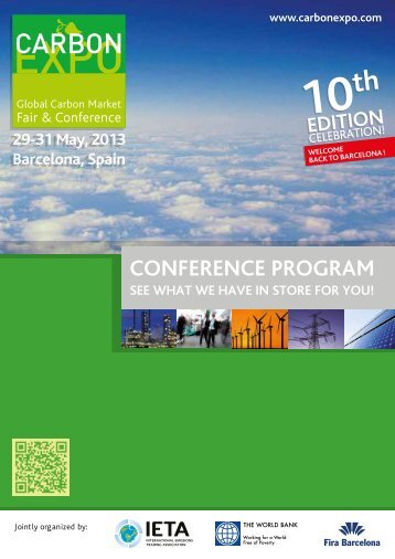 Conference Program Overview - IETA