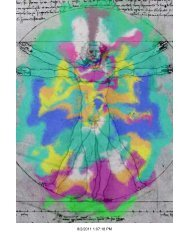 Personal whole body aura image of Jenifer with ... - Colour Energy