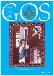 GOS N°72_pp1-24_GOS N°67_pp1-24.qxd.qxd - Grand Orient de ...