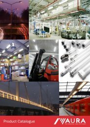 Product Catalogue - Aura Light