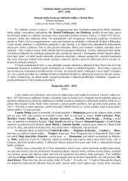 1 Vídeňská studia a profesorská kariéra 1875 - 1928 Kousek mého ...