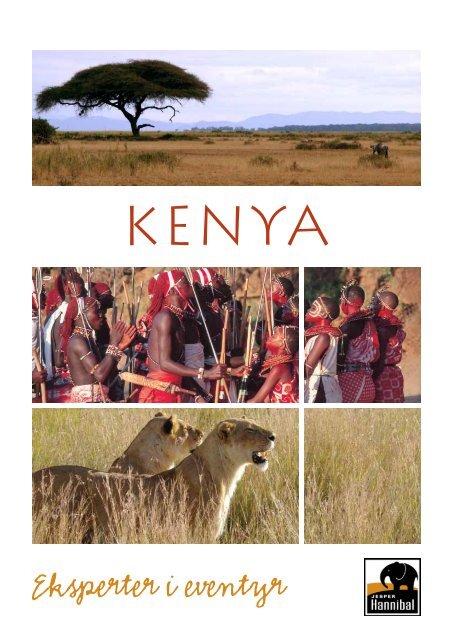 Kenya brochure - Jesper Hannibal