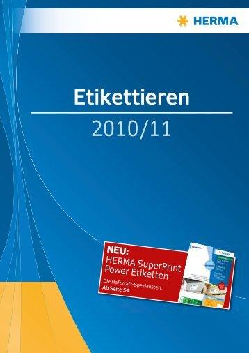 Etikettieren 2010/11 - hibiag