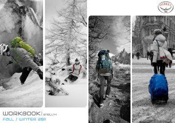 workbook fall / winter 2011