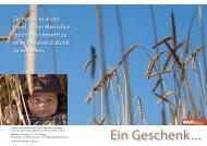 Flyer Legate - WeltWeit