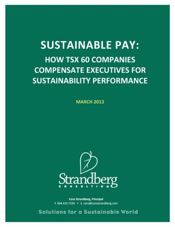 Executive-Sustainability-Compensation-Report