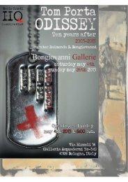 Clicca qui per scaricare il comunicato stampa - Galleria Bongiovanni