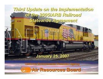 December 31, 2006 - California Air Resources Board