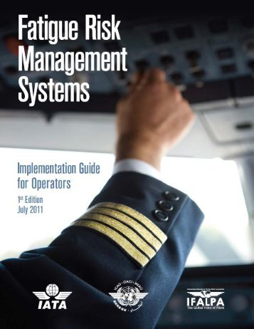 FRMS Implementation Guide for Operators - ICAO